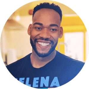 Health and Wellness Influencer Deandre Upshaw Profile Pic