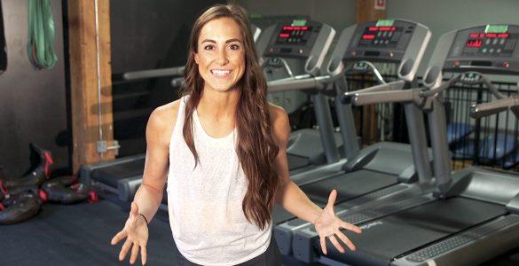 Full Body Treadmill Workout