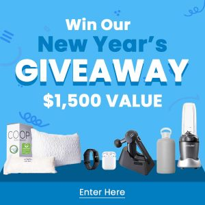 Generation Active New Year's Resolution Giveaway Web Banner Square